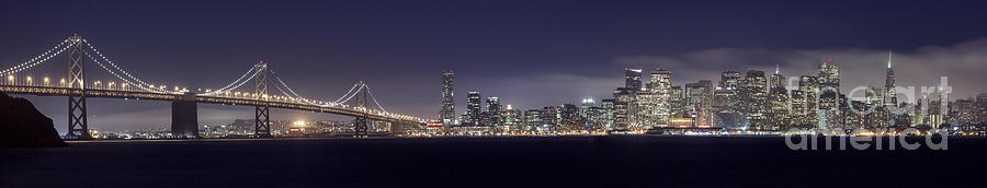 Fog City San Francisco Photograph