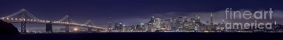 Fog City Photograph - Fog City San Francisco2 by Mike Reid