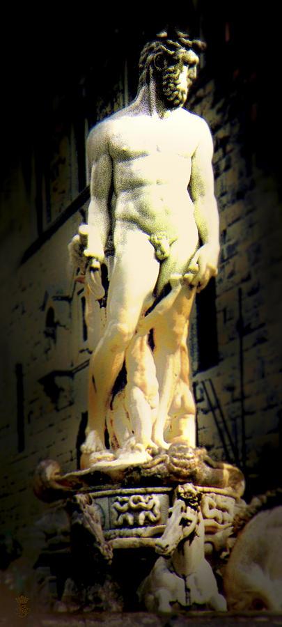 Fontana Del Nettuno Photograph