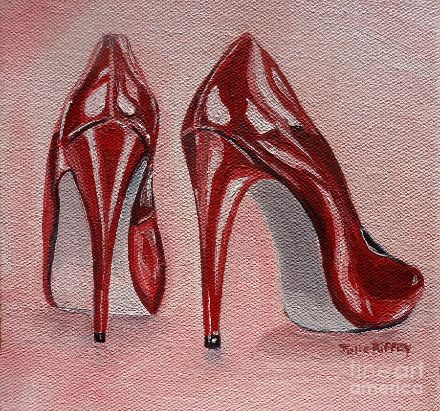 Foot Candy Painting  - Foot Candy Fine Art Print