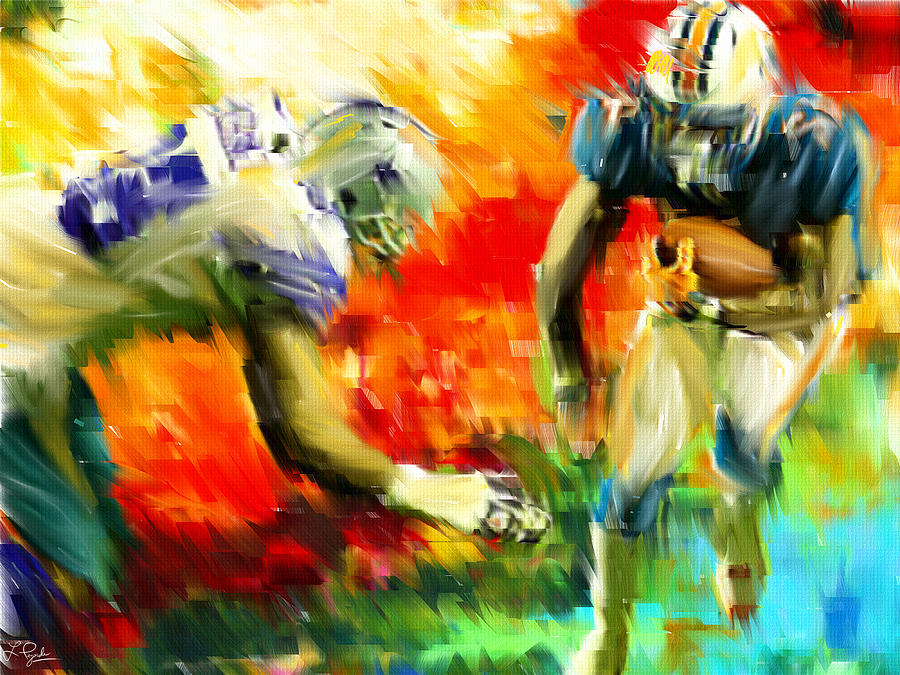 Football IIi Digital Art