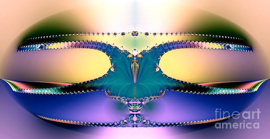 For Her Majesty Digital Art
