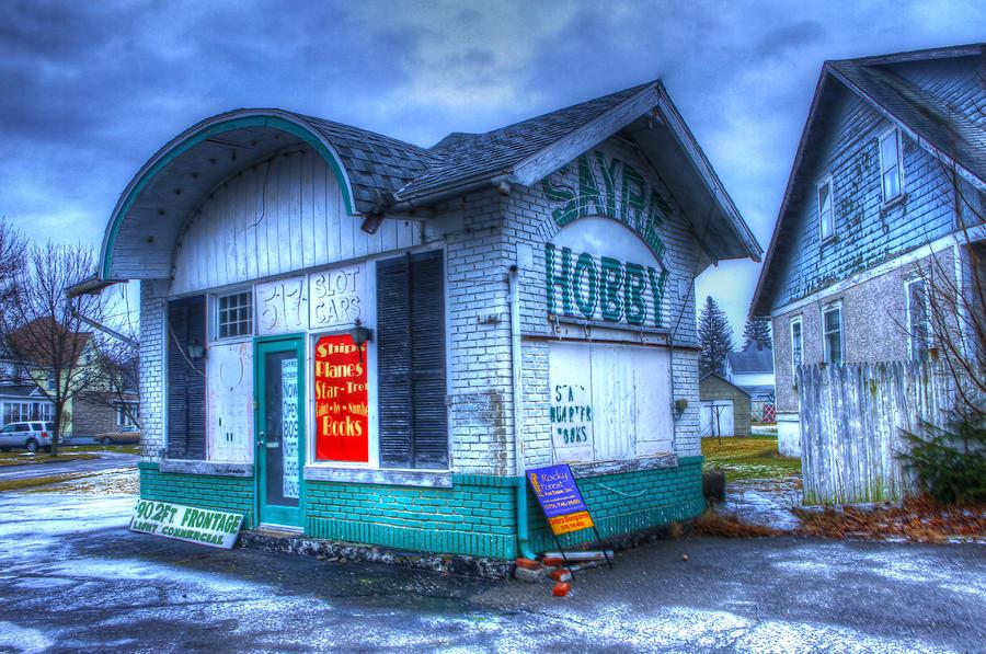 Sayre Hobby Photograph - For Sale by David Simons