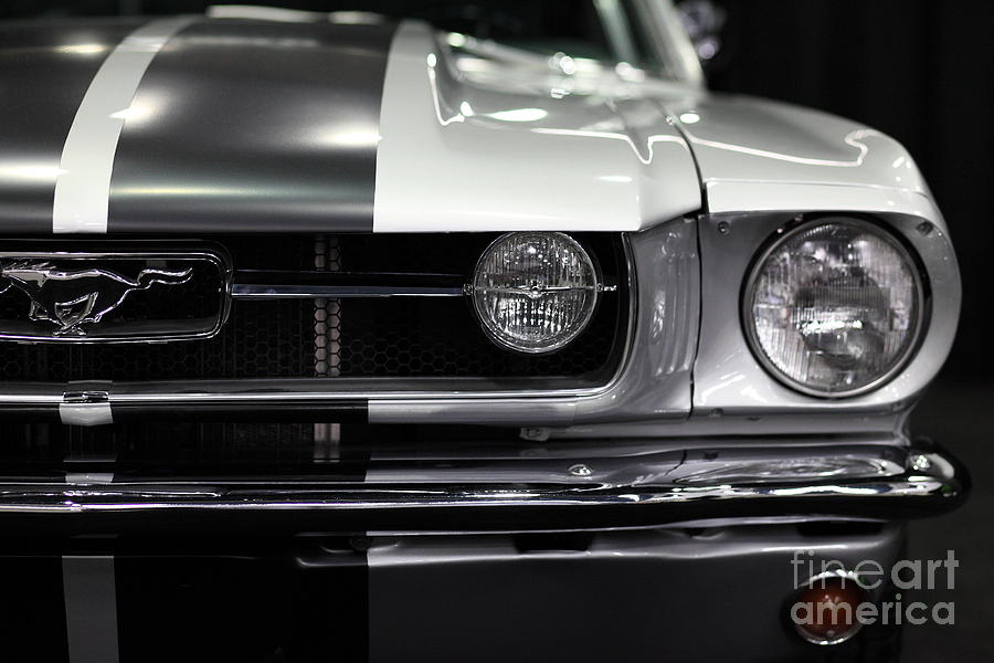 Ford Mustang Fastback - 5d20342 Photograph