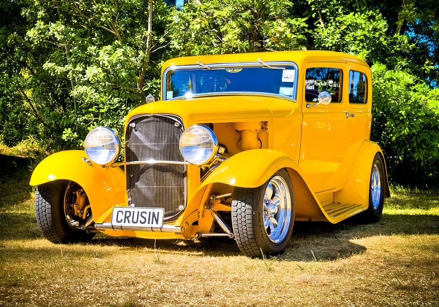 Ford Tudor Hot Rod Photograph  - Ford Tudor Hot Rod Fine Art Print