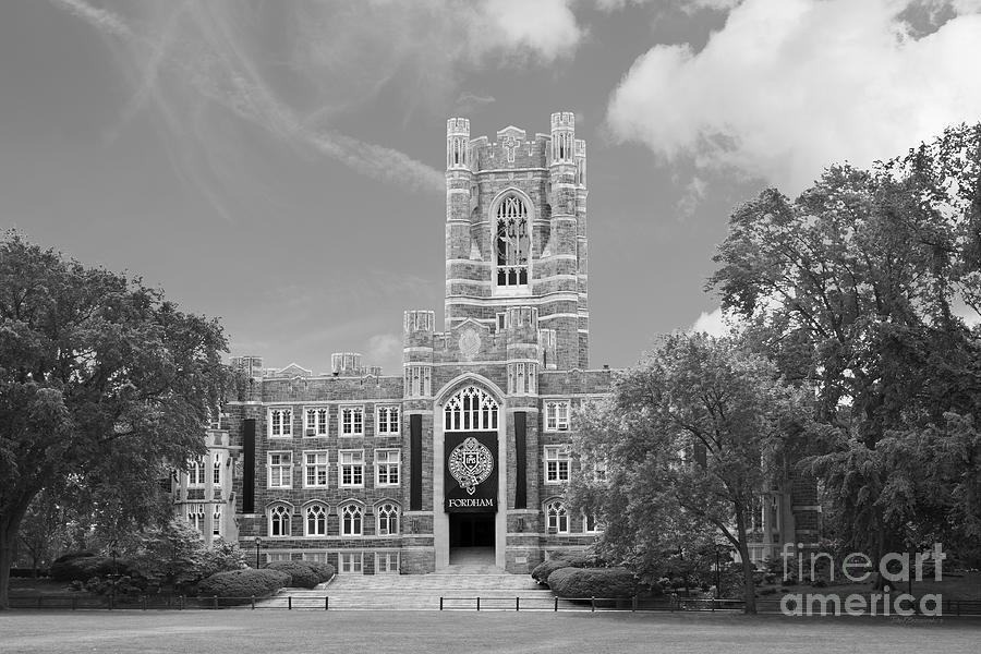 Fordham University Keating Hall Photograph