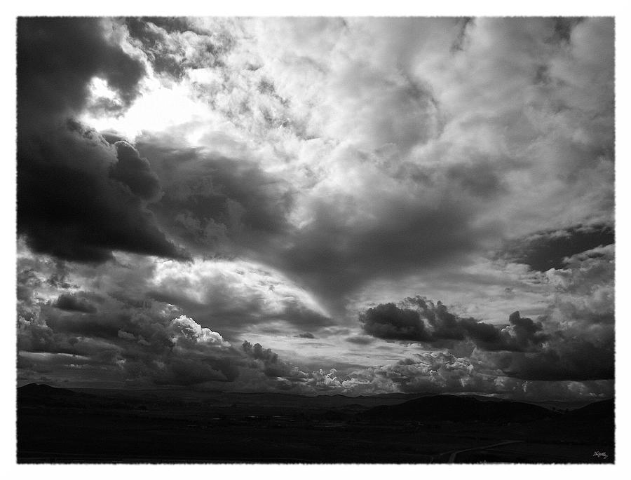 Predictions Photograph - Foreboding by Glenn McCarthy Art and Photography