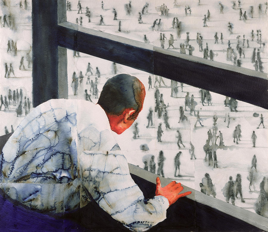 Foreign Correspondent Painting