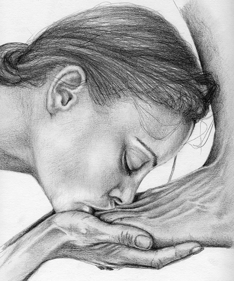 Forgiven Drawing