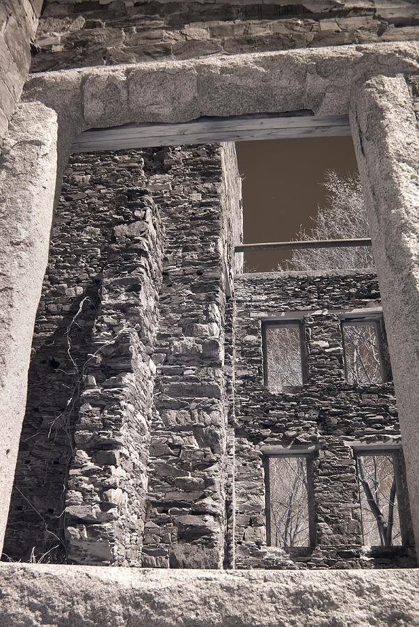 Maine Photograph - Forgotten by Joann Vitali