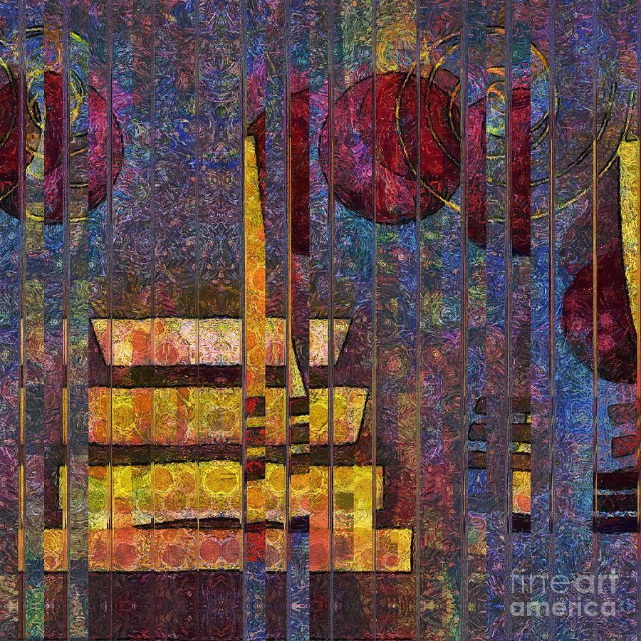 Formes - 0101pkrdb Digital Art