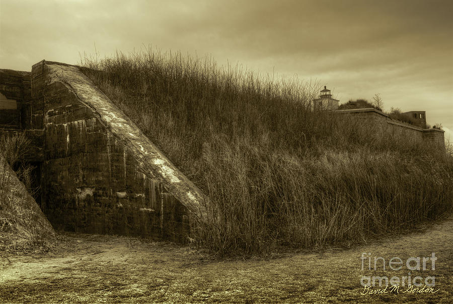 Fort Taber No. 1 Photograph