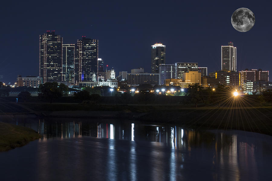Christmas Lights In Dallas