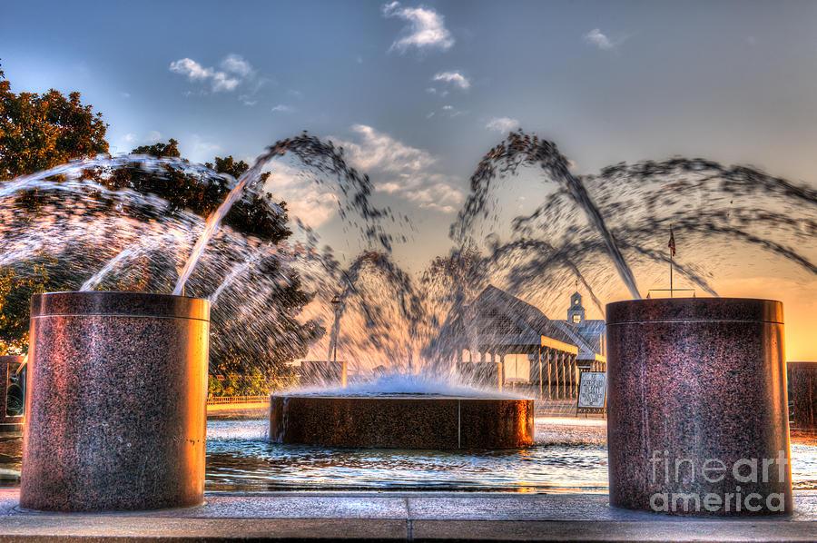 Fountain Paradise Photograph