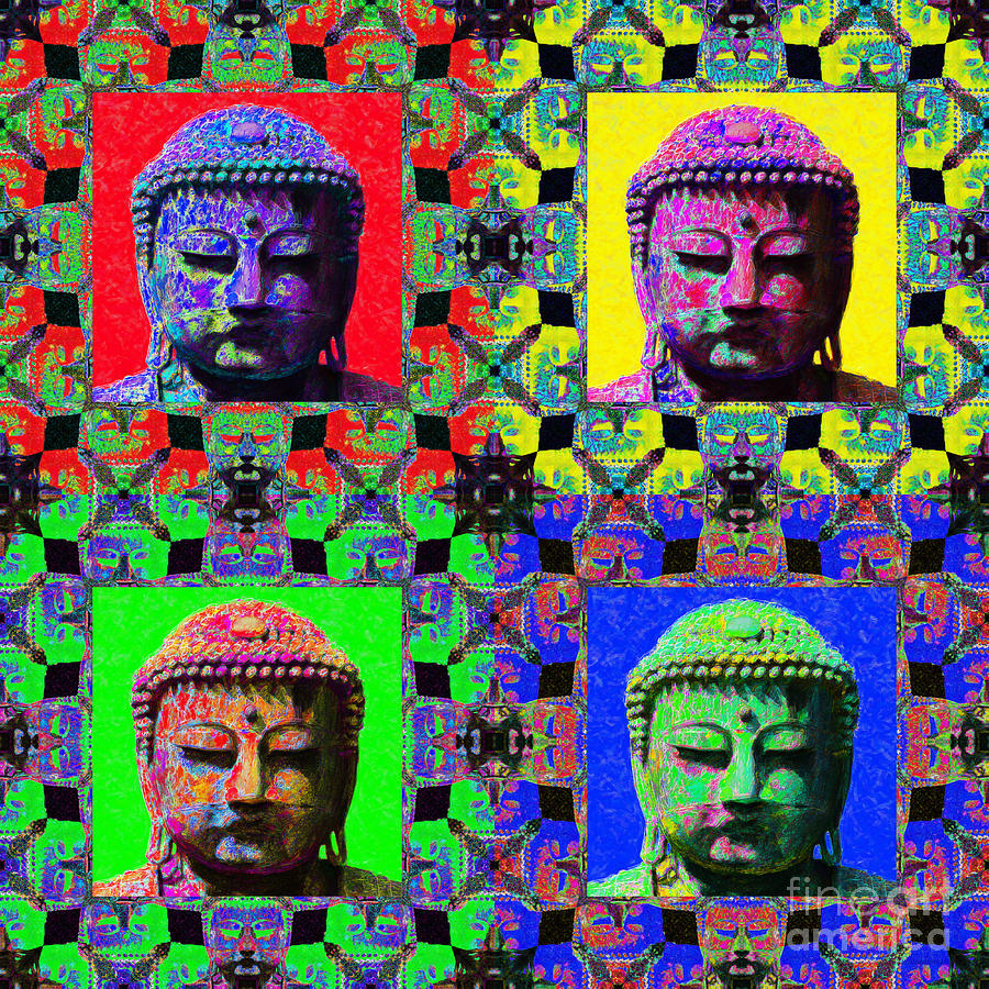 Four Buddhas 20130130 Photograph