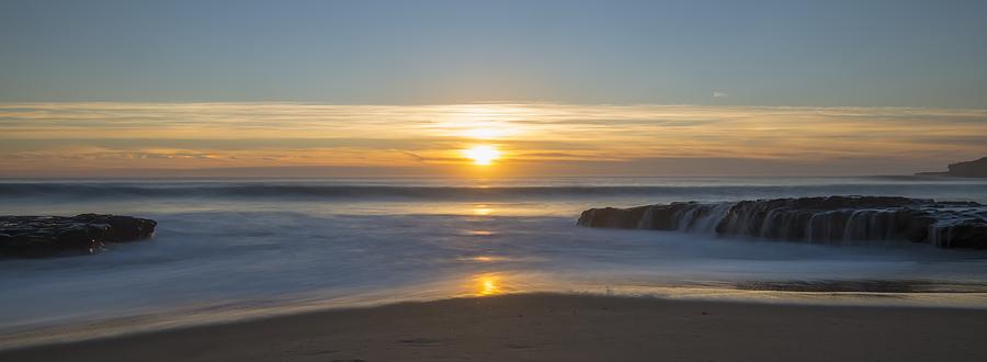 Four Mile Beach Sunset Photograph