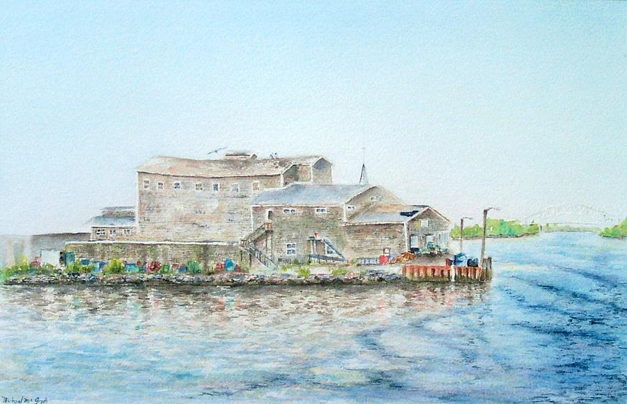 Fourniers Marine Painting
