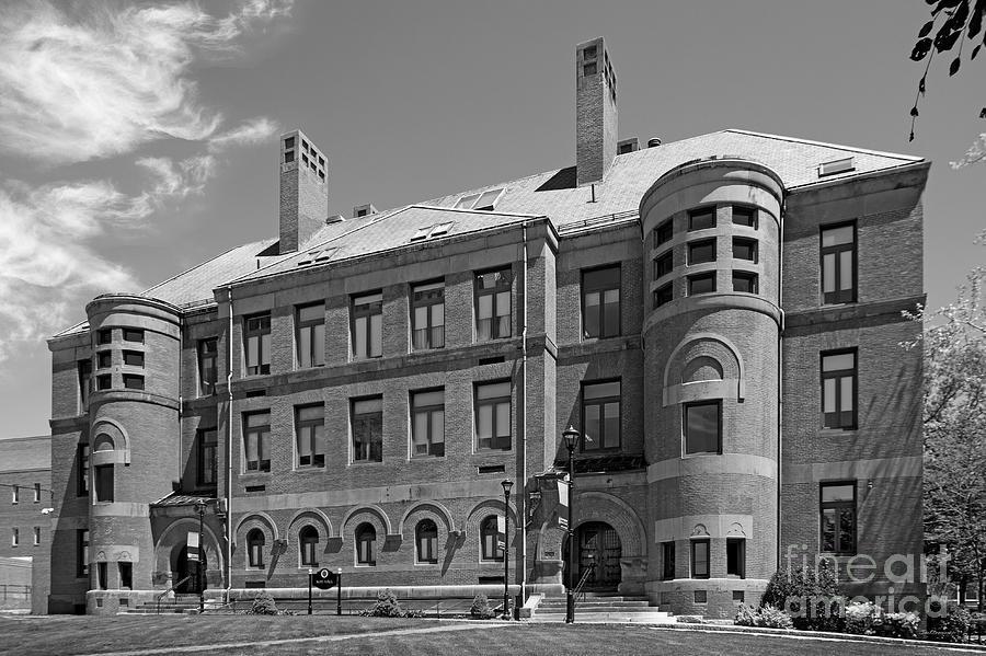 Framingham State University May Hall Photograph