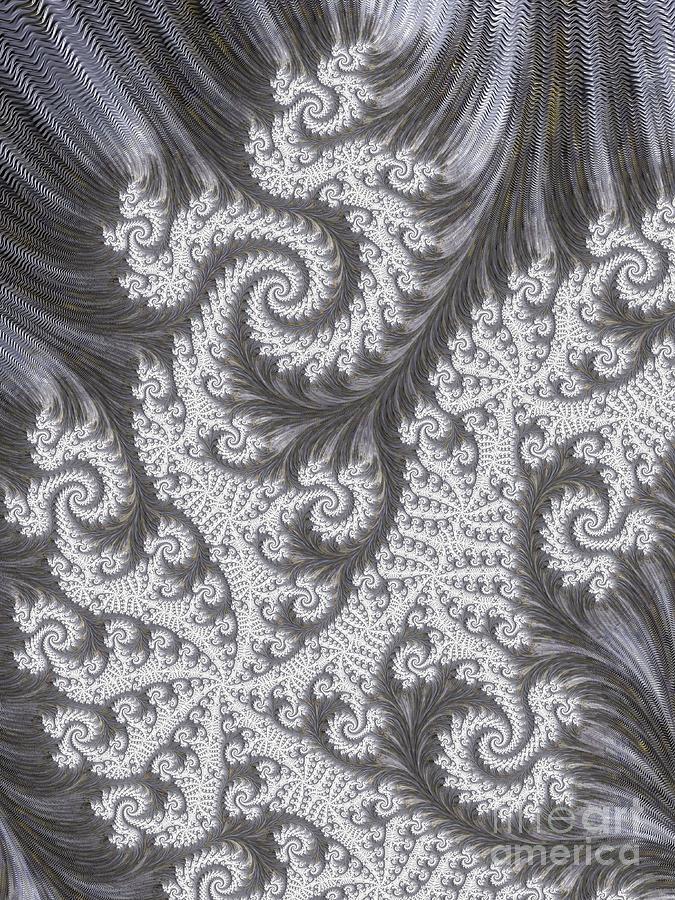 Art Digital Art - Franciful Frost  by Heidi Smith