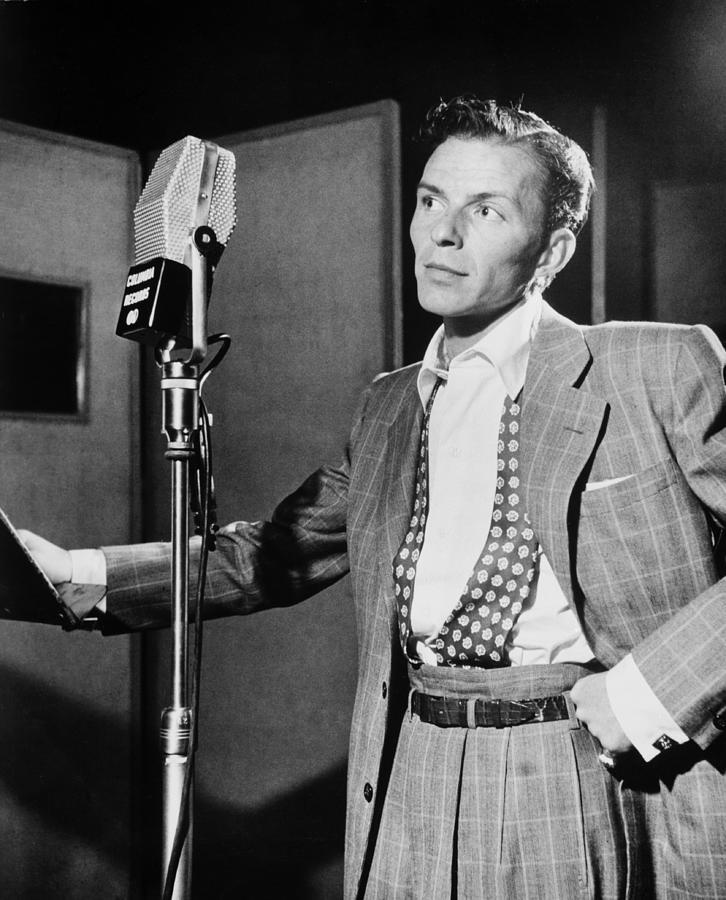 Frank Sinatra Photograph - Frank Sinatra by Mountain Dreams