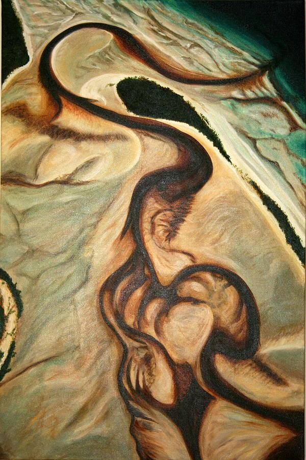 Fraser Island High Painting