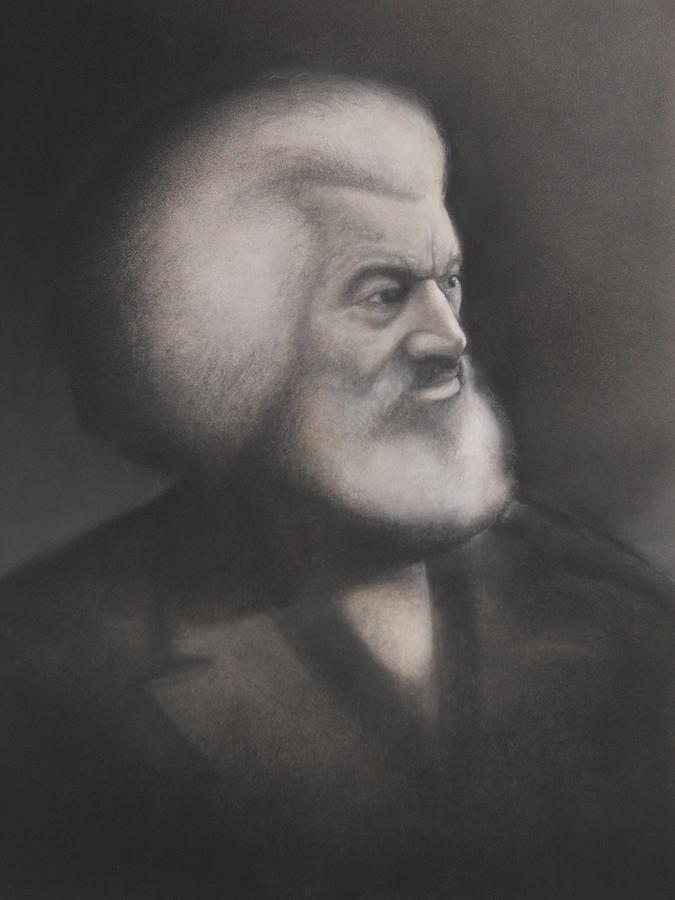 Frederick Douglass Pastel