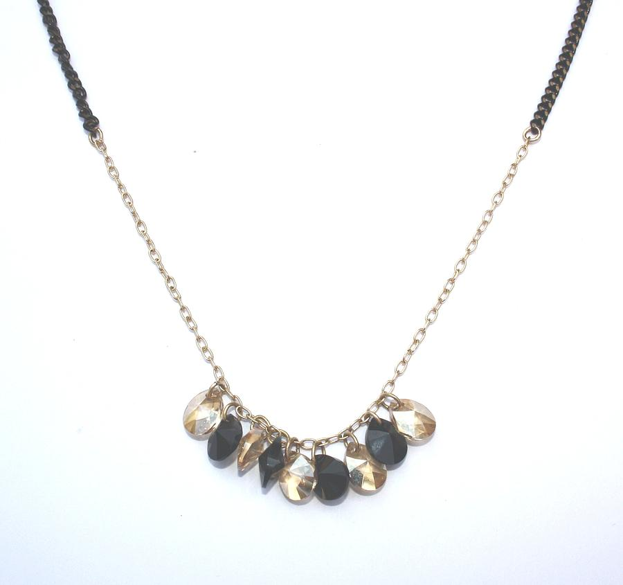 Free Shipping Idit Stern Little Black Necklace Jewelry