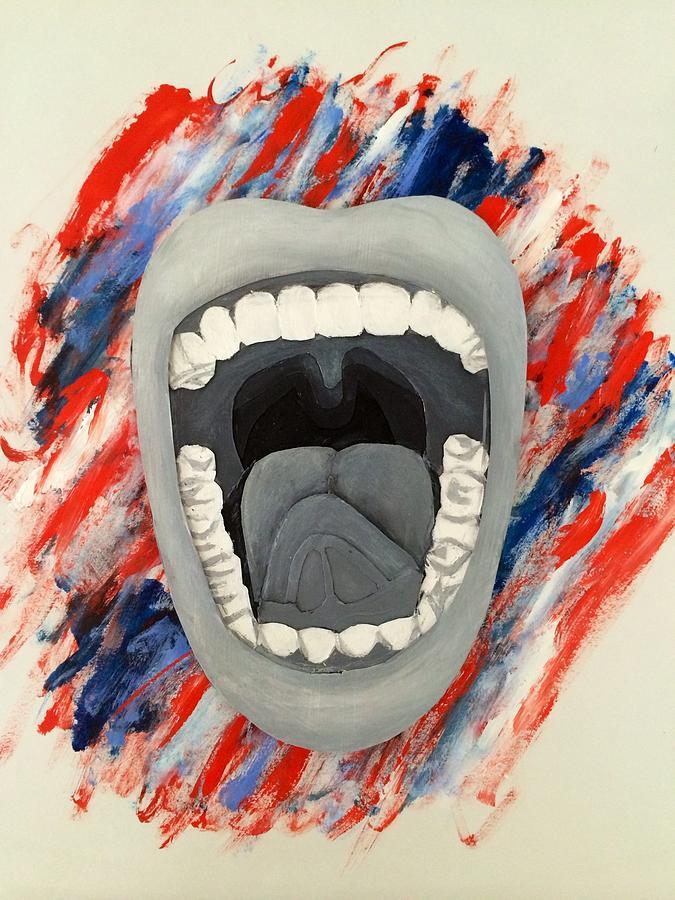 Americas Voice Painting