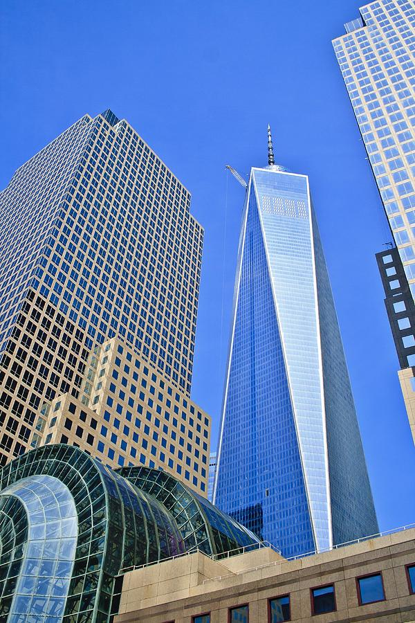 Freedom Tower Photograph by Marisa Geraghty Photography