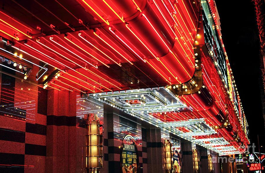 Freemont Neon Photograph