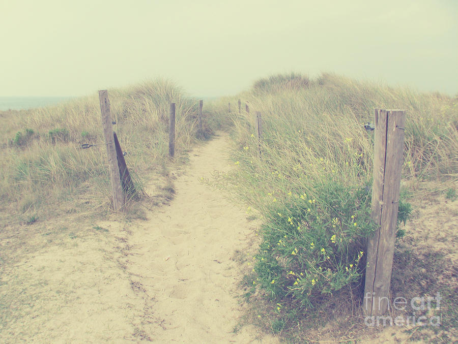 French Coast Beach Photograph  - French Coast Beach Fine Art Print