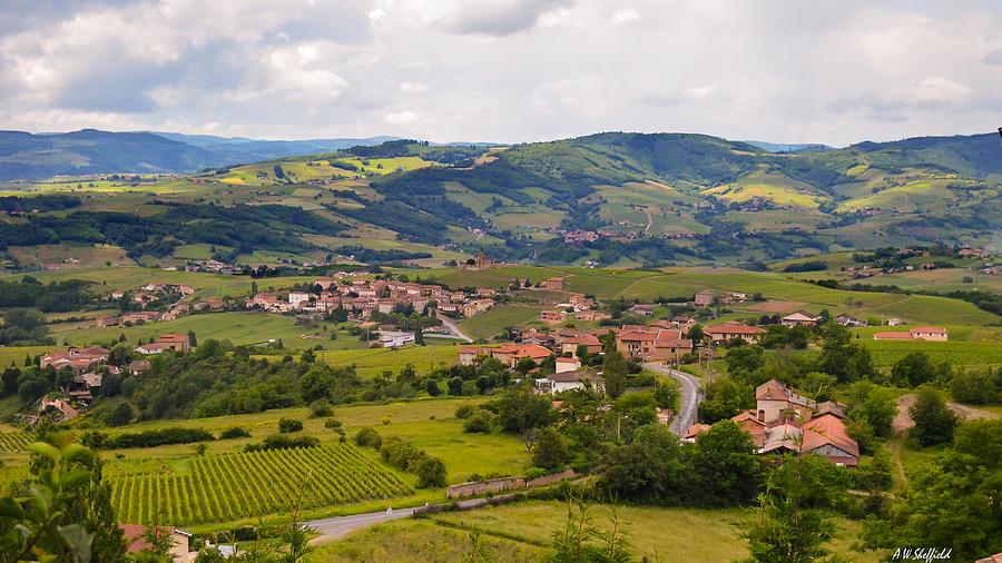 French Landscape 2 Photograph