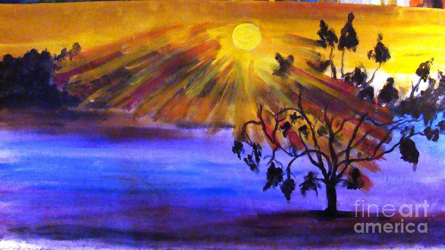 Painting - Fresh Morning by Sonali Singh