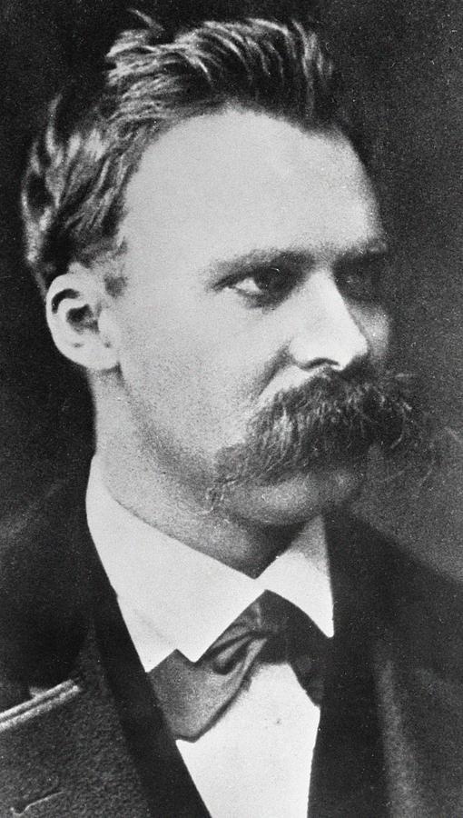 Friedrich Wilhelm Nietzsche Photograph