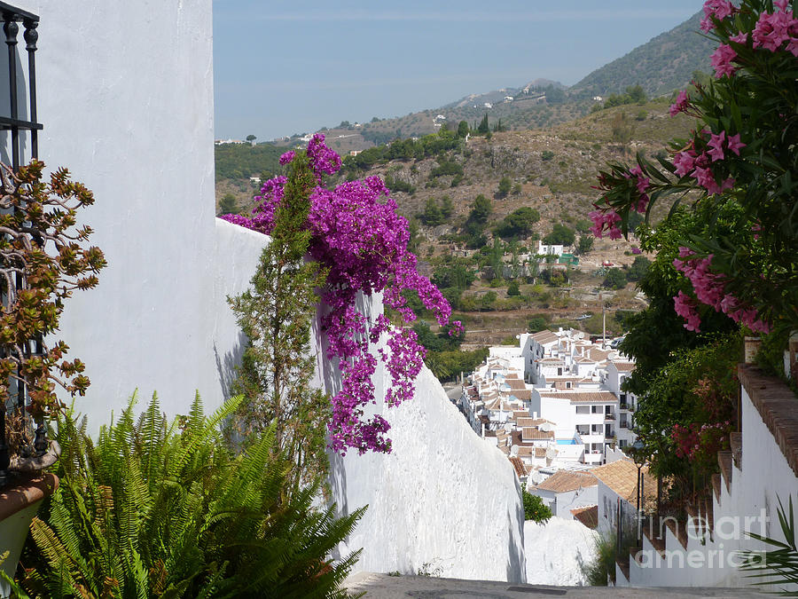 Frigiliana Vista Photograph