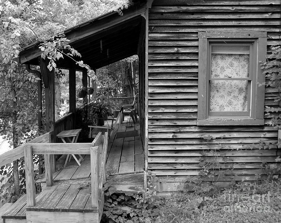 Front Porch Photograph  - Front Porch Fine Art Print
