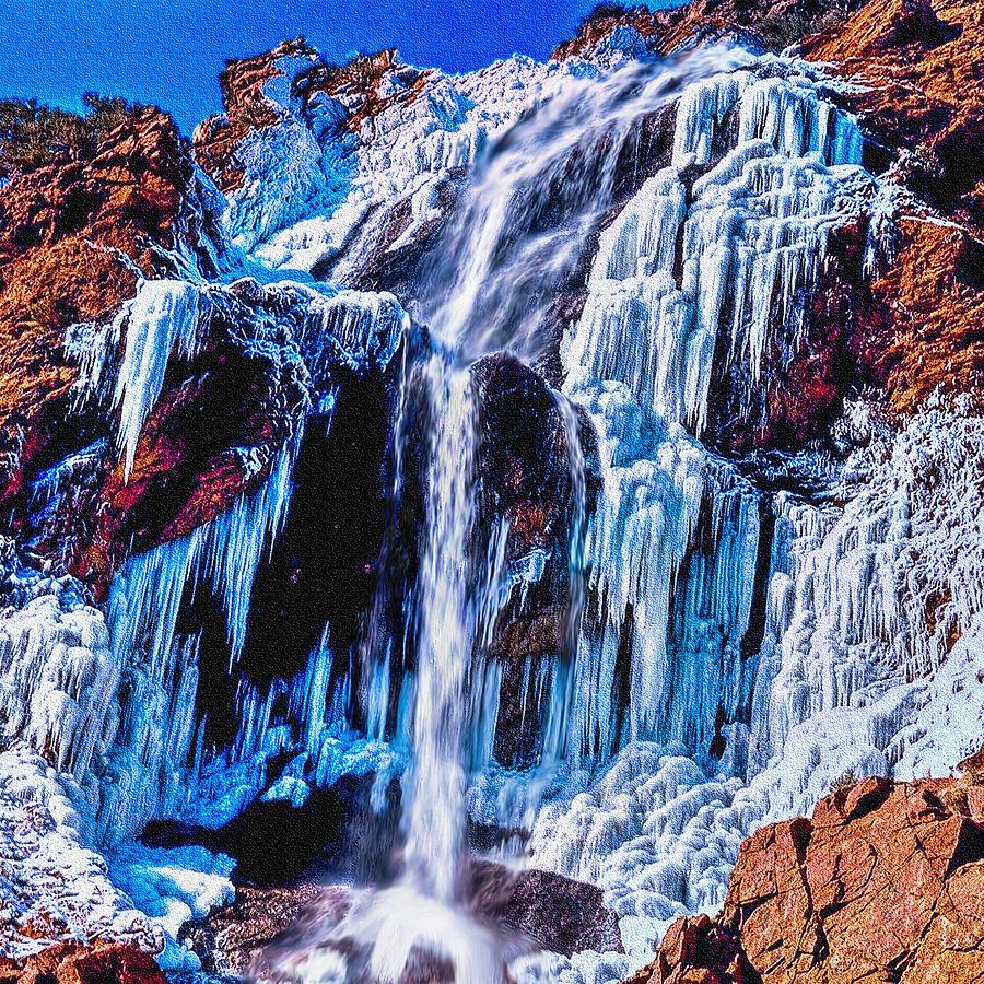 Arizona Photograph - Frozen In Motion by Bob and Nadine Johnston