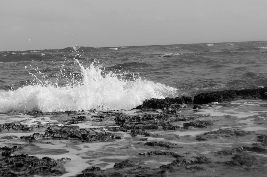 Frozen Waves Photograph