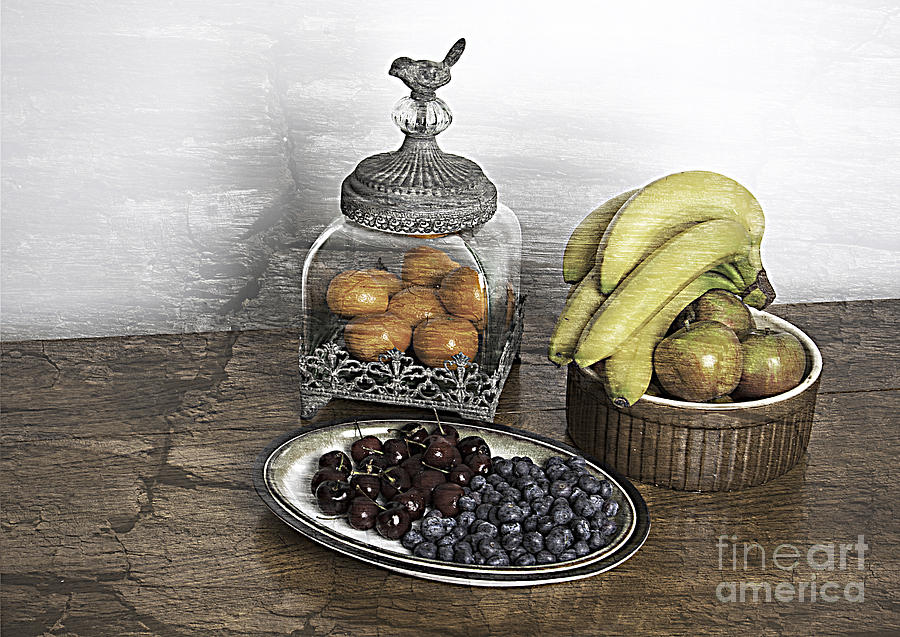 Fruit Still Life Photograph