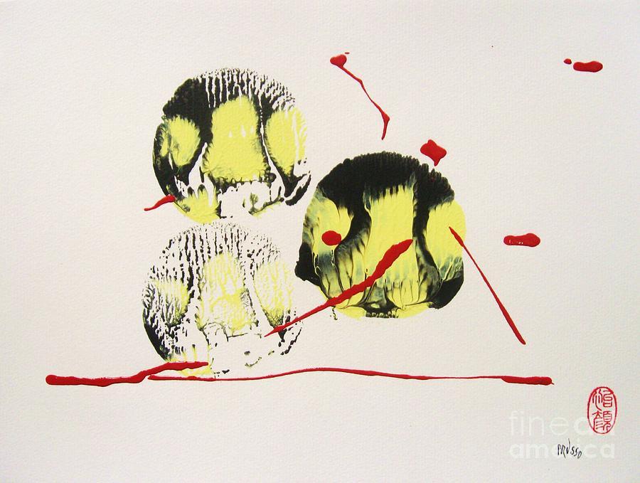Fugu Ichi Painting
