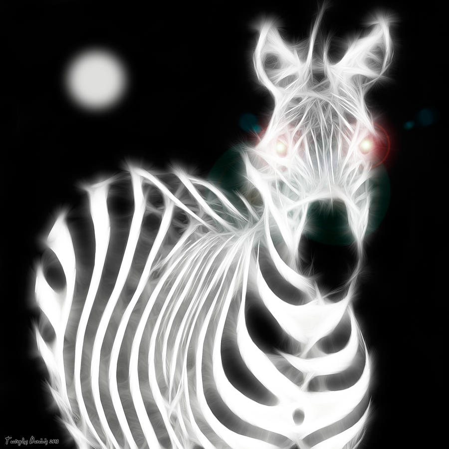 Full Savannah Dream.  Digital Art  - Full Savannah Dream.  Fine Art Print