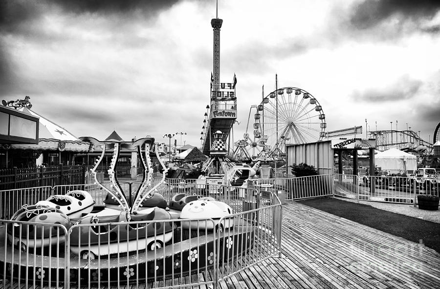 Funtown Rides Photograph