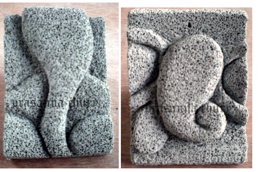 Gabapati Sculpture Sculpture