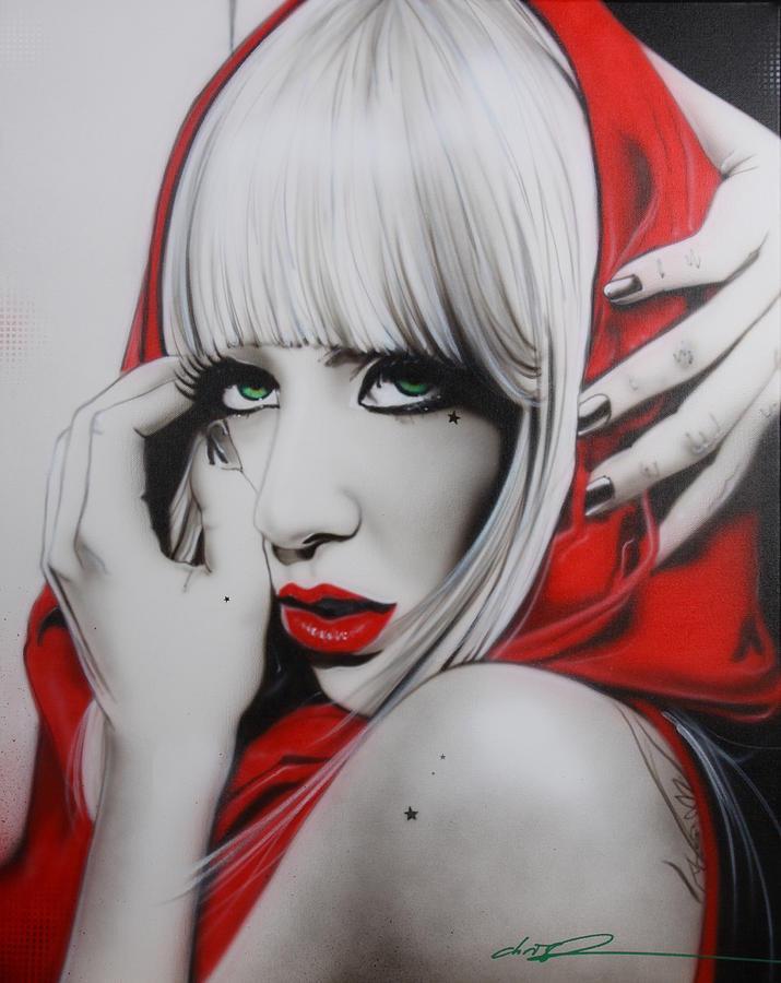 gaga Painting