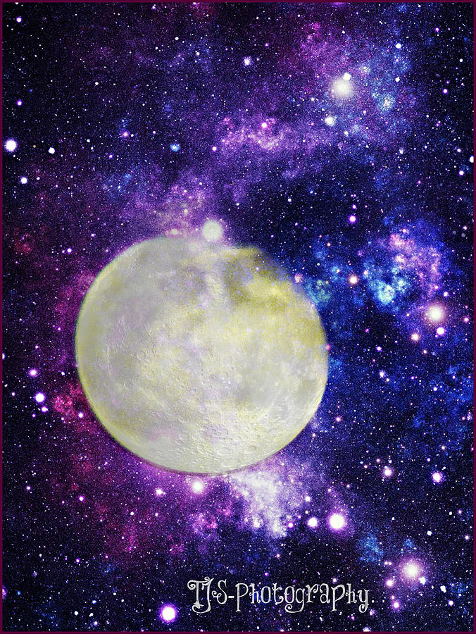 all the moons in the galaxy - photo #9