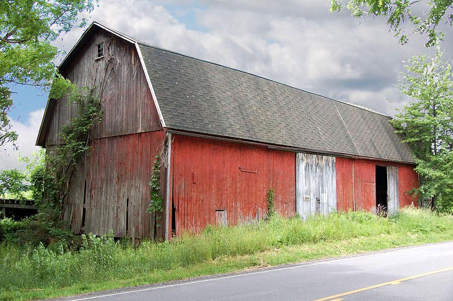 gambrel barn photograph by wayne sheeler pdf diy gambrel style barn plans download full over full