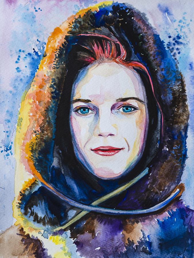 Game Of Thrones Ygritte Painting