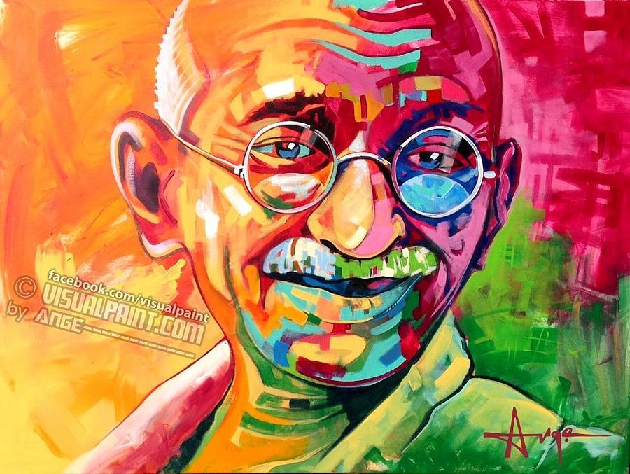 Ghandi 10 Reglas Para Cambiar El Mundo