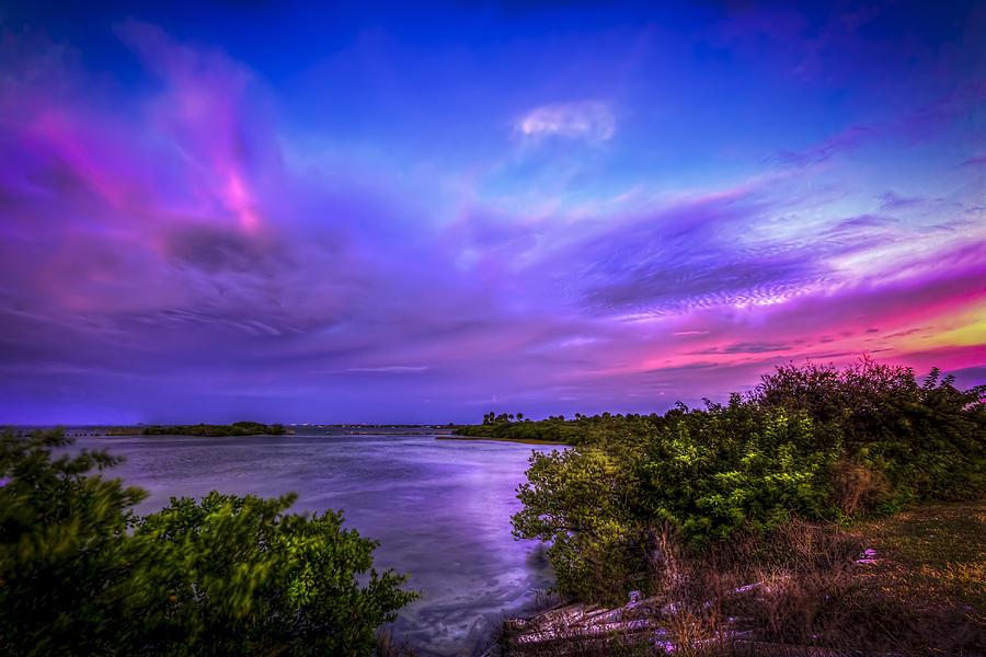 Gandy Lagoon 2 Photograph