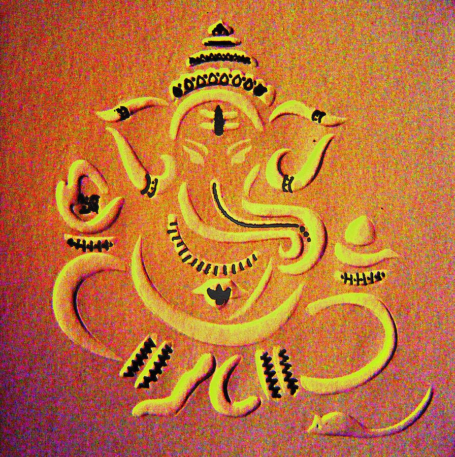 Ganesha Pietyz Painting